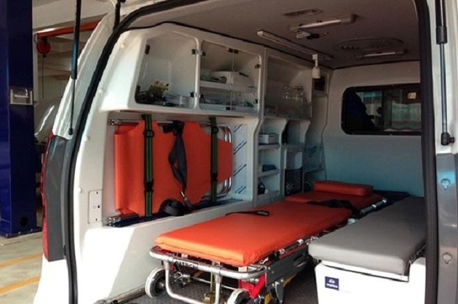 Xe cứu thương: Giá bán, thông số các loại xe cứu thương tại Việt Nam 8