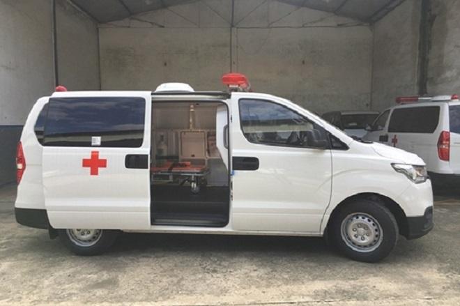 Xe cứu thương: Giá bán, thông số các loại xe cứu thương tại Việt Nam 7
