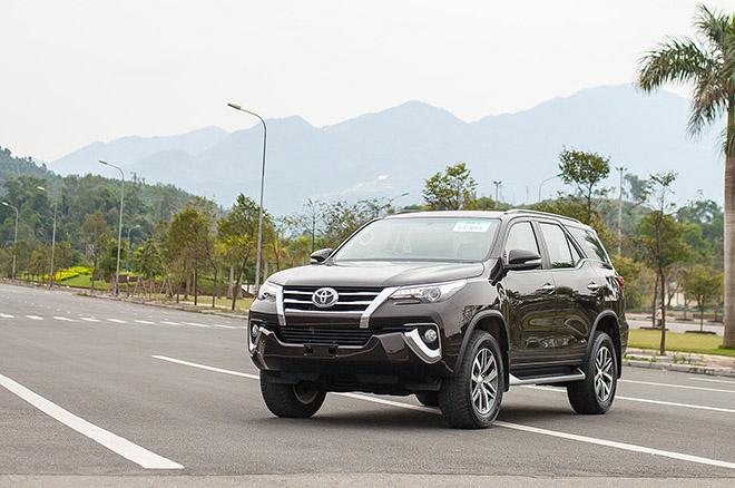 Toyota Fortuner 3