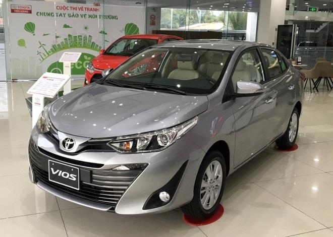 Toyota Vios 1