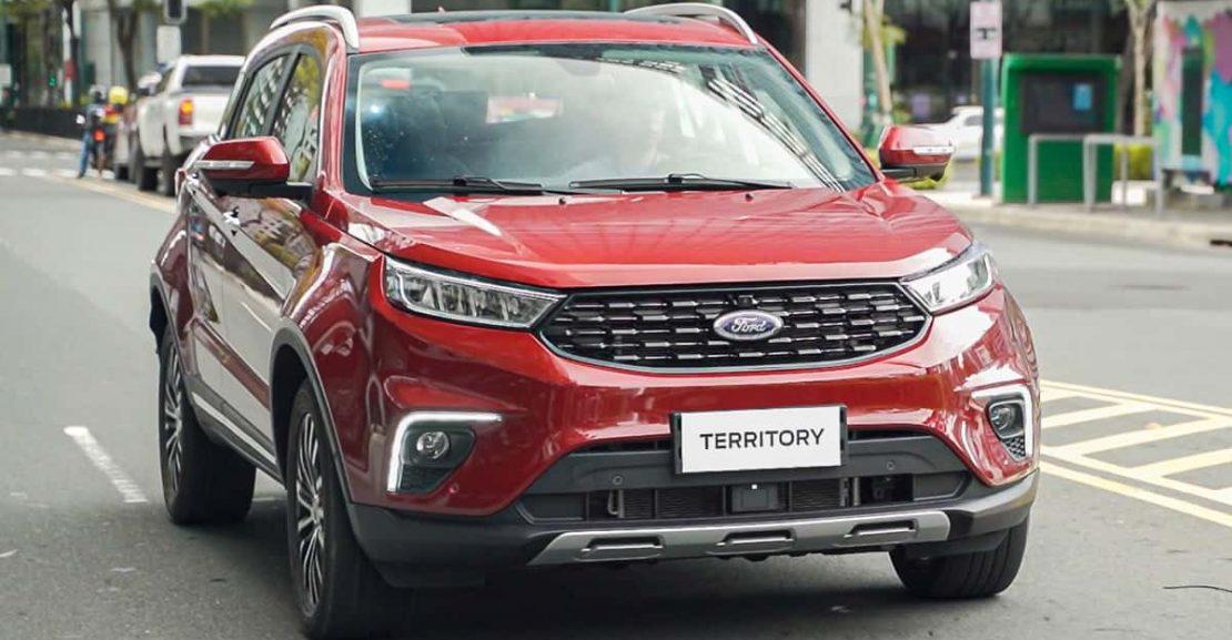 Đánh giá Ford Territory cùng thông số kỹ thuật 1