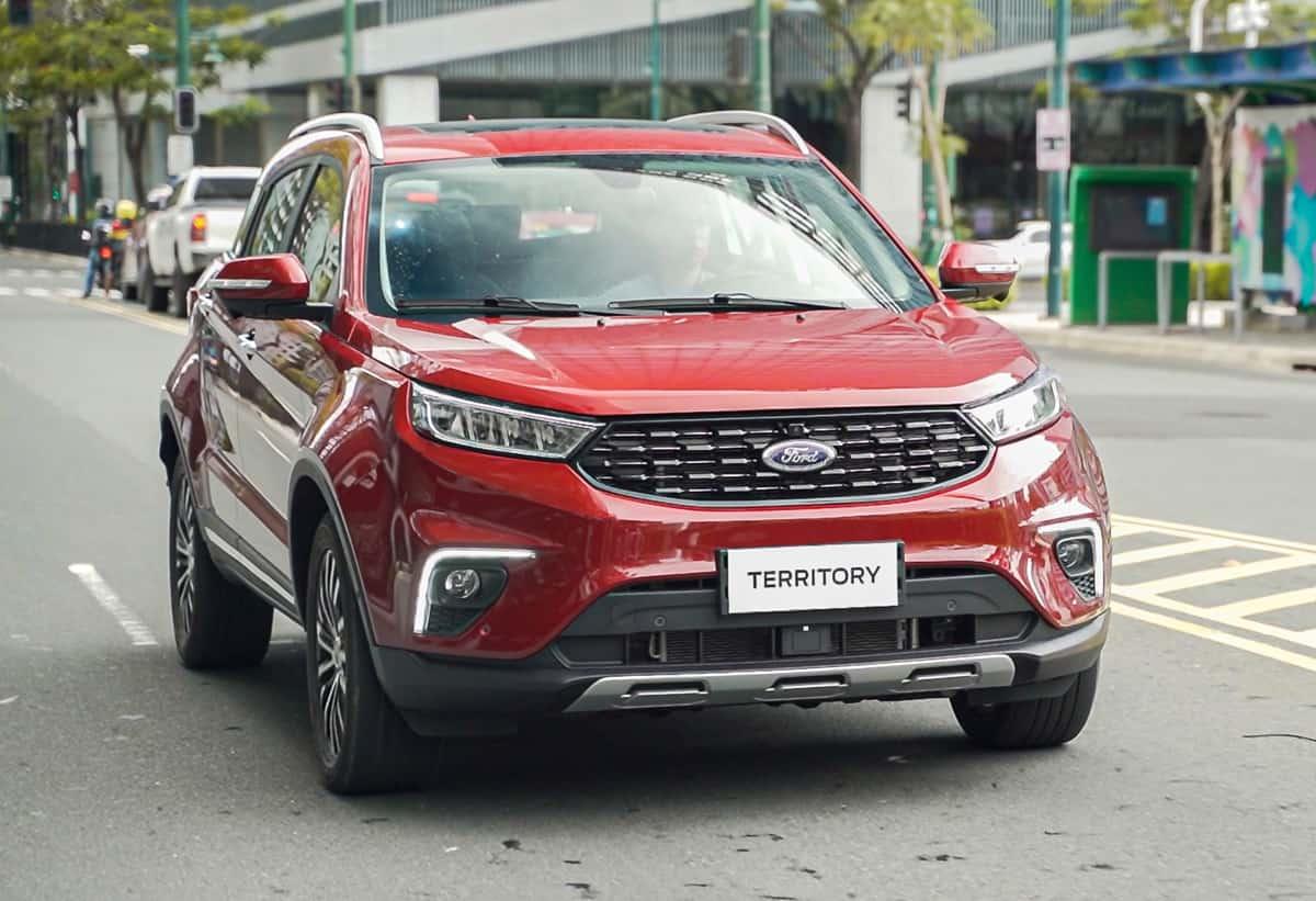 Ford Territory thay thế Ford Escape về Việt Nam cạnh tranh Honda CR-V, Mazda CX-5