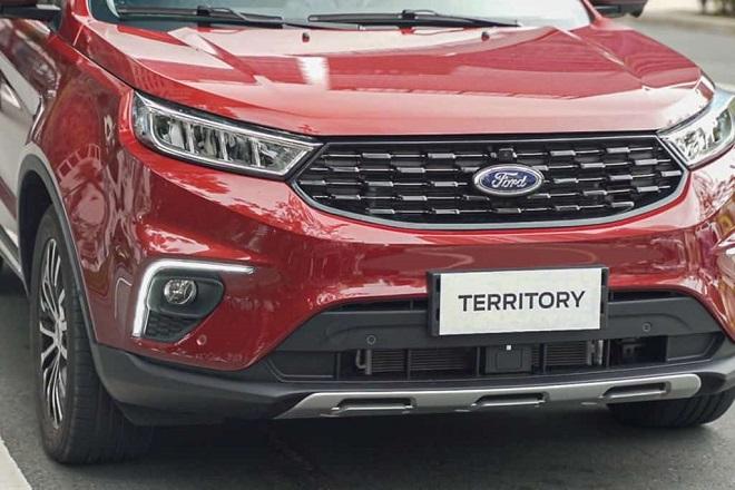 Ford Territory thay thế Ford Escape về Việt Nam cạnh tranh Honda CR-V, Mazda CX-5 5