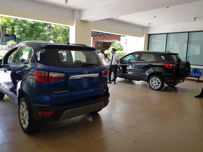 Hướng dẫn tự vá lốp xe Ford Ecosport nhanh và đơn giản nhất 2