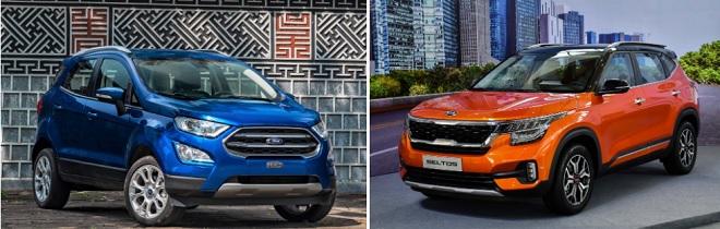 Với 700 triệu đồng chọn Ford EcoSport hay Kia Seltos? 1