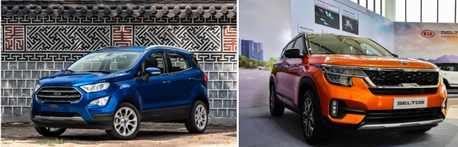 Với 700 triệu đồng chọn Ford EcoSport hay Kia Seltos? 3