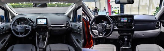 Với 700 triệu đồng chọn Ford EcoSport hay Kia Seltos? 6