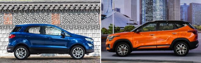Với 700 triệu đồng chọn Ford EcoSport hay Kia Seltos? 8