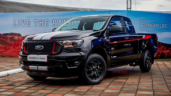 Ford Ranger XL Street MT bán tải hai cầu số sàn giá rẻ