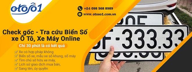 Dịch vụ Check Gốc xe máy, ô tô, tra cứu Cà Vẹt, đăng ký xe, biển số xe