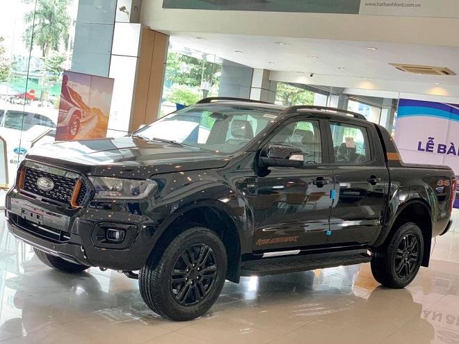 Ford Ranger Wildtrak đánh giá chi tiết kèm giá bán & giá lăn bánh 11