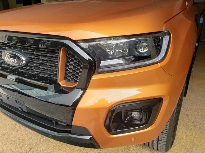 Ford Ranger Wildtrak đánh giá chi tiết kèm giá bán & giá lăn bánh 4