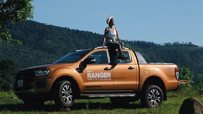 Khi Phụ nữ lấn sân sang sử dụng xe bán tải vì… Ford Ranger