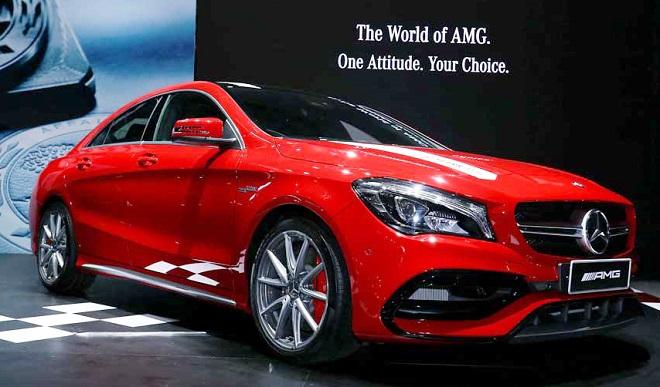 Mercedes-Benz CLA-Class 4