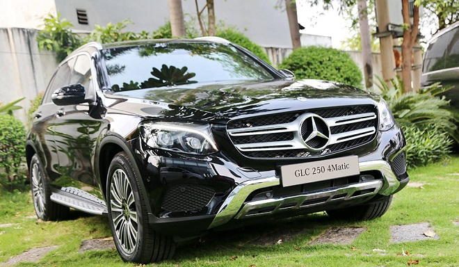 Mercedes-Benz GLC 250 1