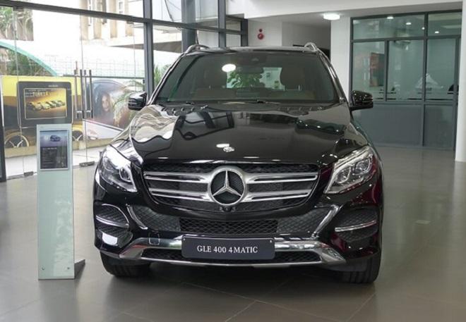 Mercedes-Benz GLE Class 2