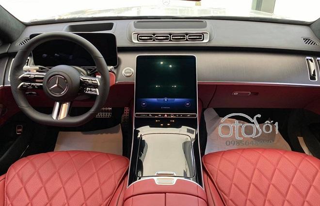 Nội thất Mercedes-Benz S-otoso1