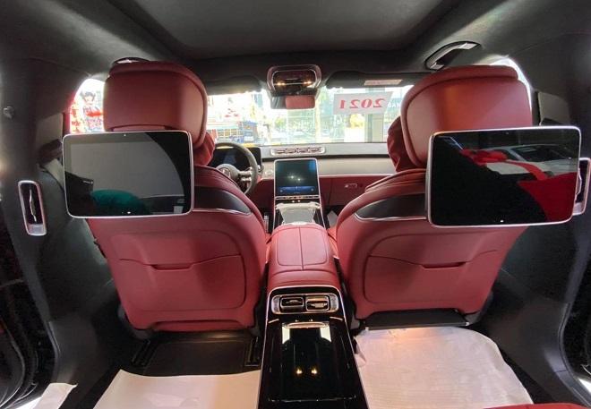 Mercedes-Benz S-Class 5