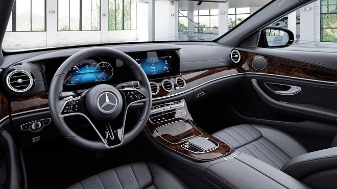 Nội thất Mercedes-Benz E200-otoso1