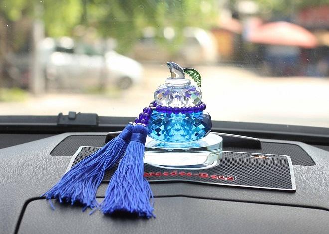 Phong thủy ô tô: những món đồ trang trí phong thủy trên ô tô 7