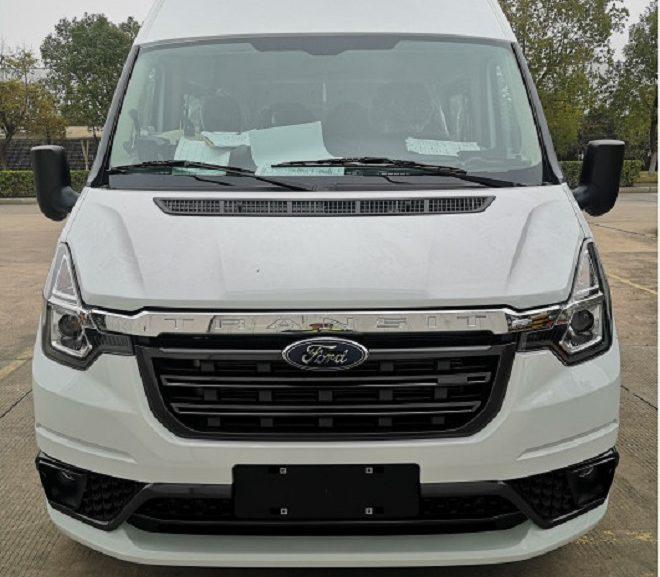 Niên hạn và thời gian sử dụng cho xe 16 chỗ hoán cải, cải tạo thành xe Van chở hàng 1