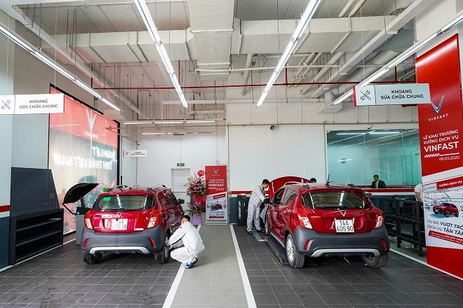 Chi phí bảo dưỡng xe VinFast Fadil và giá phụ tùng thay thế 2
