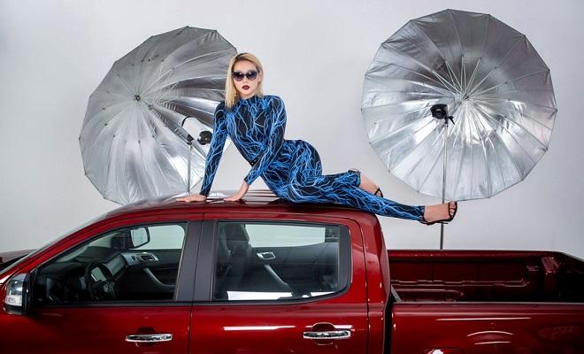 Bộ ảnh lý giải vì sao phụ nữ hiện đại chuộng xe bán tải Ford Ranger 2