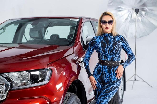 Bộ ảnh lý giải vì sao phụ nữ hiện đại chuộng xe bán tải Ford Ranger 4
