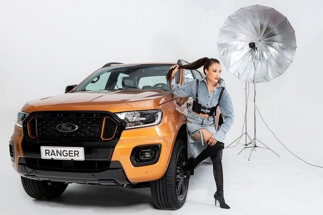 Bộ ảnh lý giải vì sao phụ nữ hiện đại chuộng xe bán tải Ford Ranger