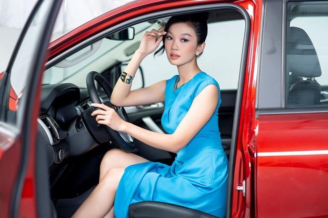 Bộ ảnh lý giải vì sao phụ nữ hiện đại chuộng xe bán tải Ford Ranger 7