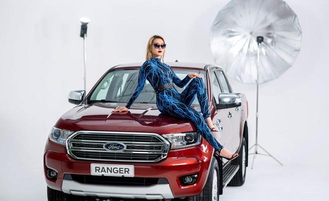Bộ ảnh lý giải vì sao phụ nữ hiện đại chuộng xe bán tải Ford Ranger 9