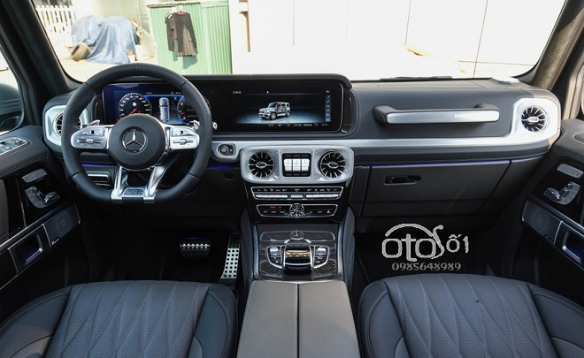 Mercedes-Benz AMG G 63 - otoso1