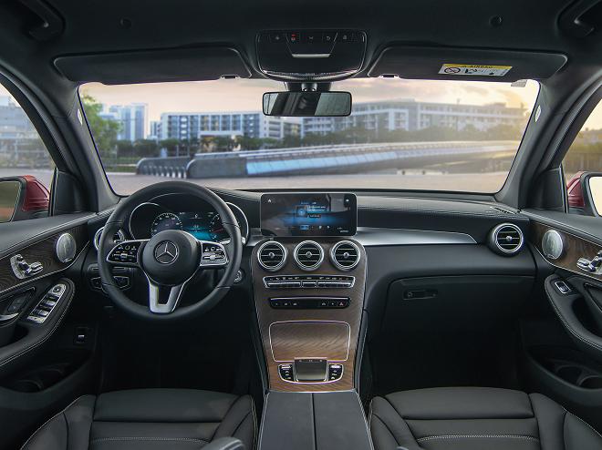 Nội thất Mercedes Benz GLC 200 4Matic-otoso1