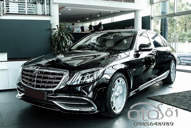 Mercedes-Maybach S-Class 1
