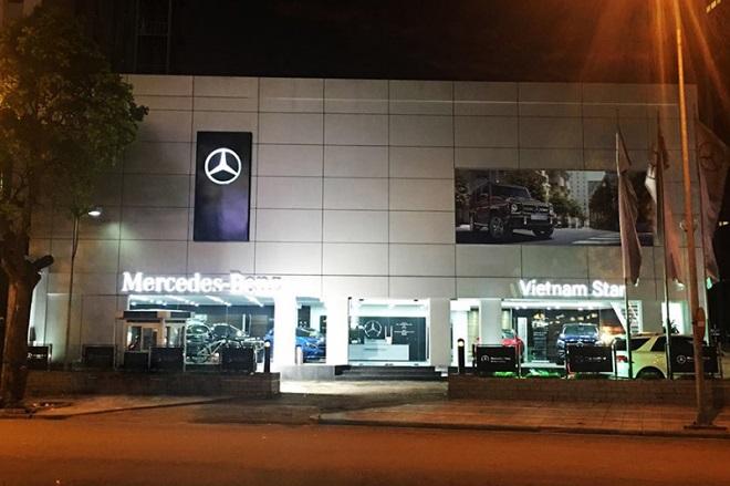 Mercedes-Benz VietNam Star Ngô Quyền
