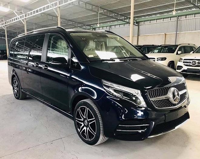 Mercedes-Benz V-Class 2