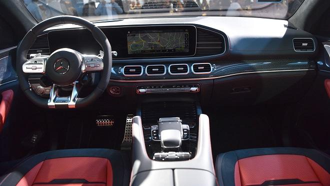 Mercedes-AMG GLE 53 4Matic Coupe giá bán & ưu đãi 3