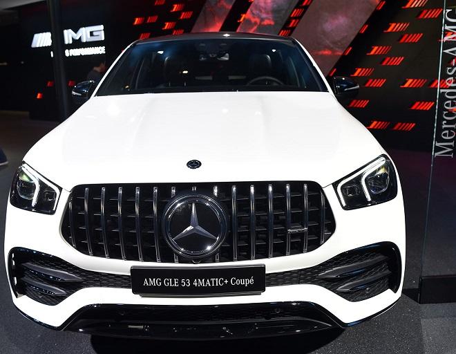 Mercedes-AMG GLE 53 4Matic Coupe giá bán & ưu đãi