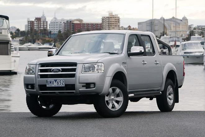 Ford Ranger 2007 - otoso1