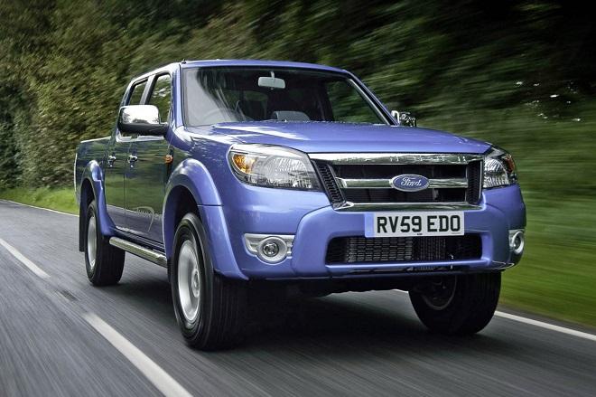 Ford Ranger 2009 -otoso1