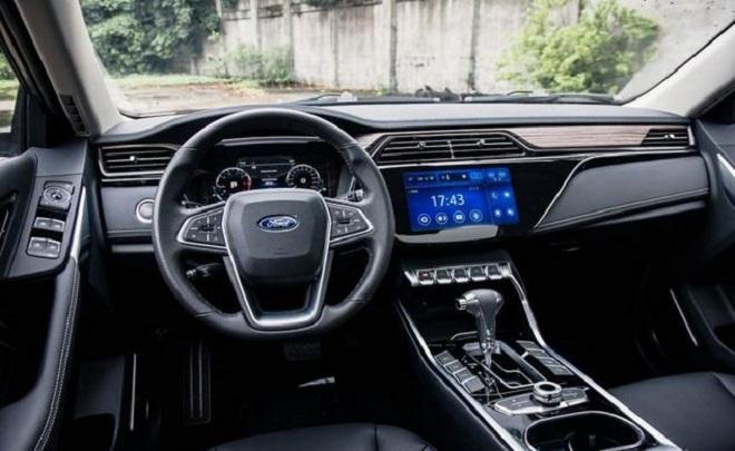 Ford Territory Trend mẫu crossover giá rẻ đáng mua 4