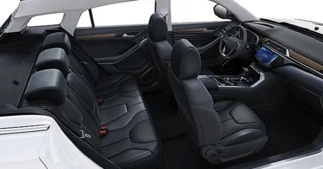 Ford Territory Trend mẫu crossover giá rẻ đáng mua 3